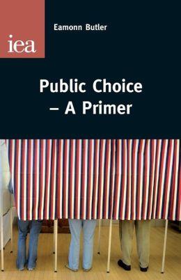 Public Choice: A Primer