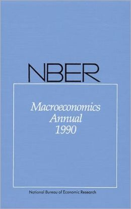 NBER Macroeconomics Annual, 1990