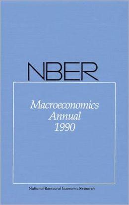 NBER Macroeconomics Annual, 1990