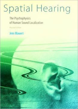 Spatial Hearing: The Psychophysics of Human Sound Localization