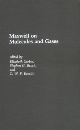 Maxwell on Molecules and Gases