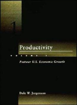 Productivity, v.1 Dale W. Jorgenson