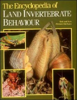 The Encyclopedia of Land Invertebrate Behaviour