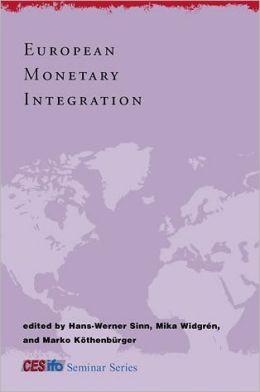 European Monetary Integration