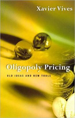 Oligopoly Pricing: Old Ideas and New Tools