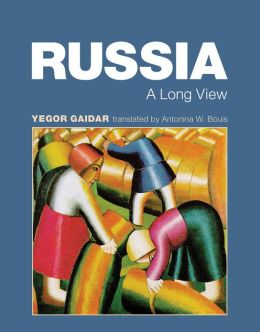 Russia: A Long View (PagePerfect NOOK Book)