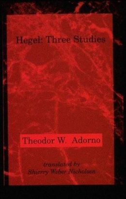 Hegel: Three Studies