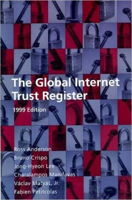 The Global Internet Trust Register