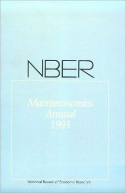 NBER Macroeconomics Annual 1993