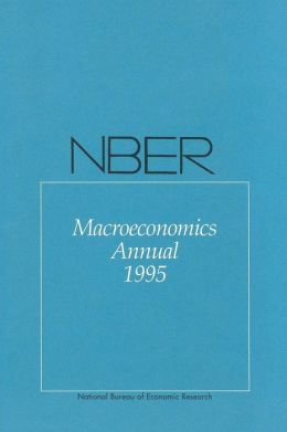 NBER Macroeconomics Annual 1995
