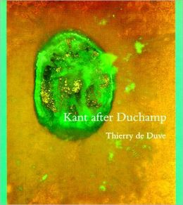 Kant after Duchamp