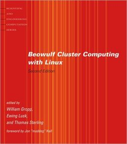 Beowulf Cluster Computing with Linux