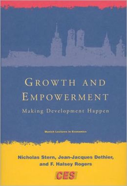 Growth and Empowerment: Making Development Happen