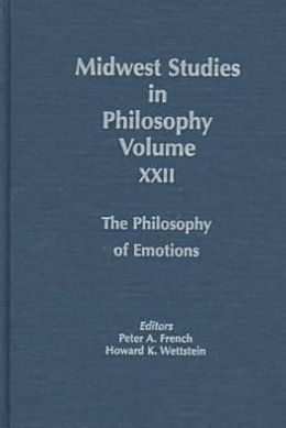 Philosophy of Emotions