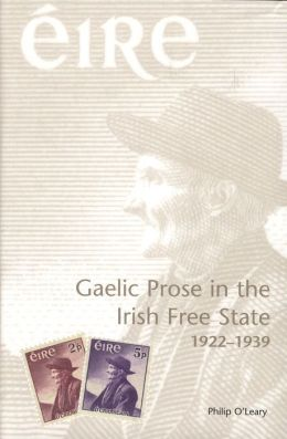 Gaelic Prose in the Irish Free State: 1922-1939