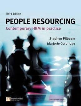 People Resourcing: Contemporary HRM in Practice