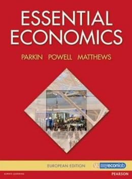 Essential Economics: European Edition