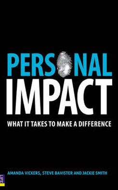 Personal Impact: What it takes to make a Difference