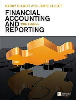 Financial Accounting & Reporting, 13th edition