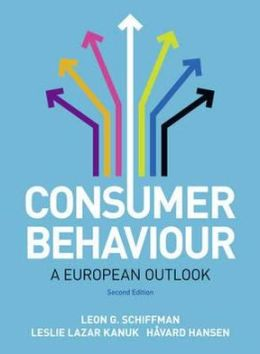 Consumer Behaviour: A European Outlook, 2nd edition