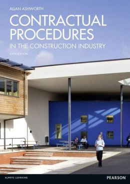 Contractual Procedures in the Construction Industry