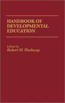 Handbook Of Developmental Education