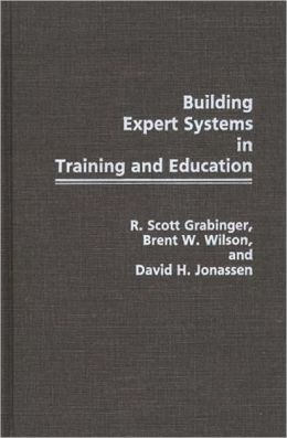 Building Expert Systems in Training and Education