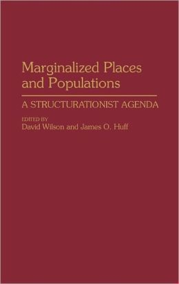 Marginalized Places And Populations