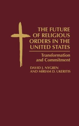 Future Of Religious Orders In The United States