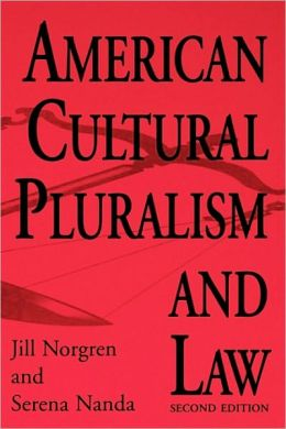 American Cultural Pluralism and Law: Second Edition