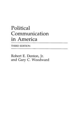 Political Communication in America
