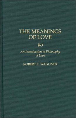 Meanings Of Love