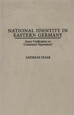 National Identity In Eastern Germany
