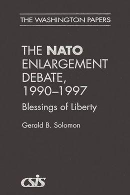 Nato Enlargement Debate, 1990-1997