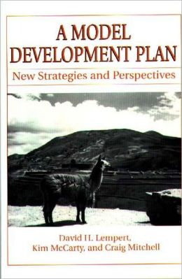 Model Development Plan