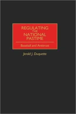 Regulating The National Pastime