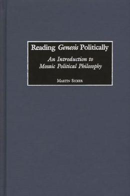 Reading Genesis Politically