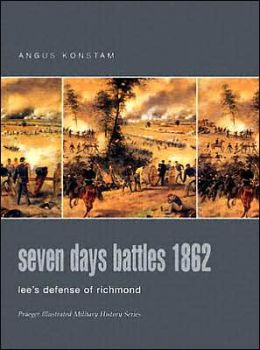 Seven Days Battles: Lee's Defense of Richmond