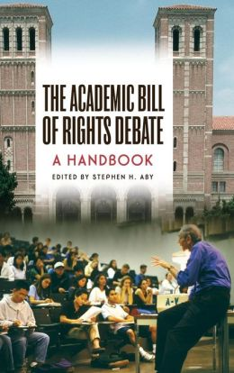 The Academic Bill of Rights Debate: A Handbook