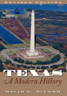 Texas, A Modern History: Revised Edition