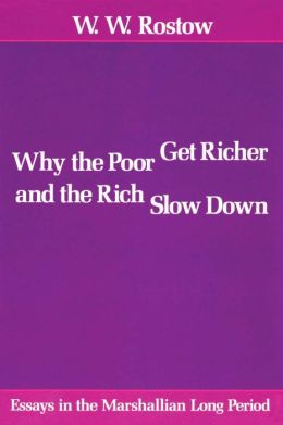 Why The Poor Get Richer And The Rich Slow Down