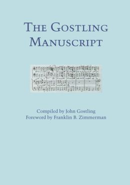 The Gostling Manuscript