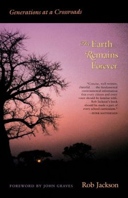The Earth Remains Forever: Generations at a Crossroads