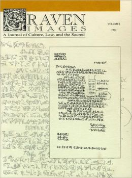 Graven Images: A Journal of Culture, Law, and the Sacred: Volume I, 1994 (Graven Images Series)