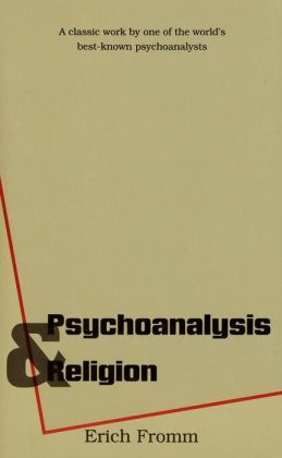 Psychoanalysis and Religion