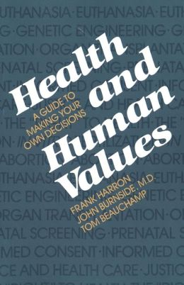 Health And Human Values