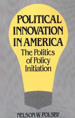 Political Innovation In America