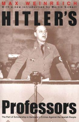 Hitler's Professors