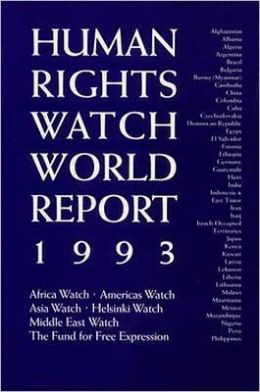 Human Rights Watch World Report: Events of 1992