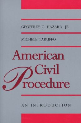 American Civil Procedure: An Introduction
